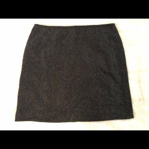 Eddie Bauer Wool Skirt